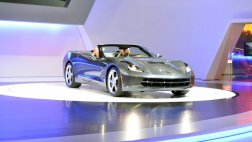 Женева-2013: CHEVROLET Corvette Stingray Convertible & Coupe