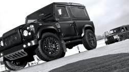 Land Rover Defender остаеться на конвейере