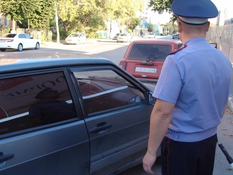 В курганинске водитель получил 14 суток административного ареста за тонировку
