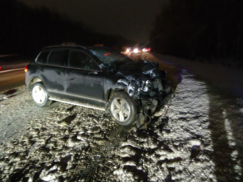 авария в рязанском районе 5 января 2016 Технический