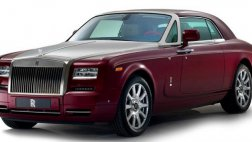 Богаче богатого: Rolls-Royce Phantom Coupe Ruby Limited Edition