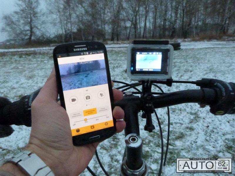 Bluesonic BS-S101 совместим со смартфоном по Wi-Fi