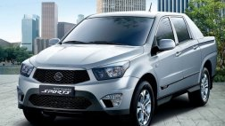 SsangYong представил замену пикапу Actyon Sports